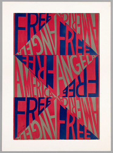 Image for America Free Angela