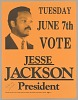 Thumbnail for Poster for Jesse Jackson 1988 presidential campaign