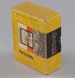 Film box from the studio of H.C. Anderson
