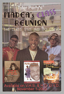 Image for Poster for Madea's Class Reunion