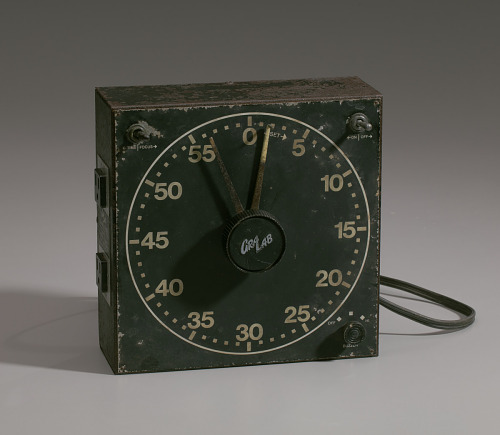 Image for Darkroom timer from the studio of H.C. Anderson