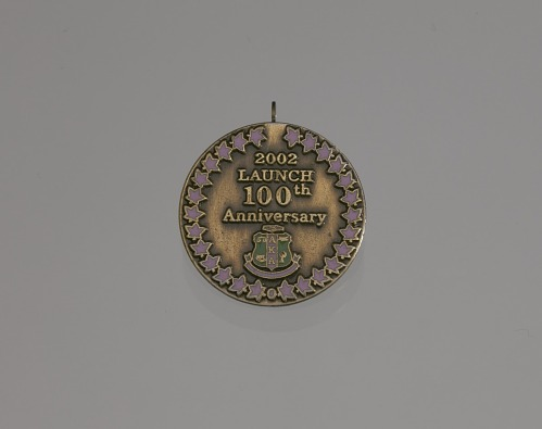 Image for Pendant for the centennial celebration of Alpha Kappa Alpha Sorority