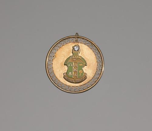 Image for Pendant for an Alpha Kappa Alpha member's diamond anniversary