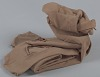 Thumbnail for Toe shoe and tights worn by Alexandra Jacob of Dance Theatre of Harlem