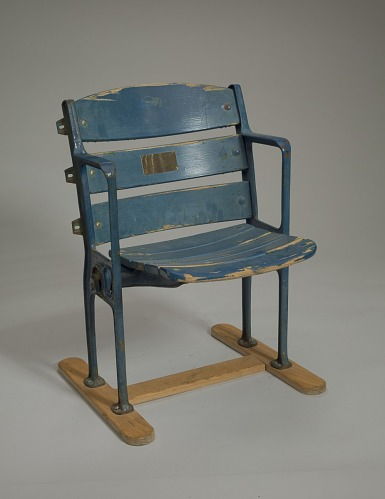 Image for Seat from Griffith Stadium