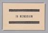 Thumbnail for Funeral program for John Wesley Williams