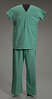 Thumbnail for Green medical scrubs worn by Dr. Ben Carson