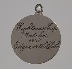 Wightman Cup Medal