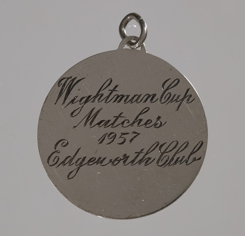 Image for Wightman Cup Medal