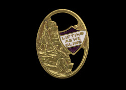 Pin for the National Association of Colored Women's Clubs