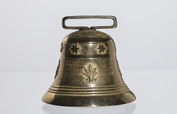 Commemorative bell from the 1883 Swiss National Exhibition