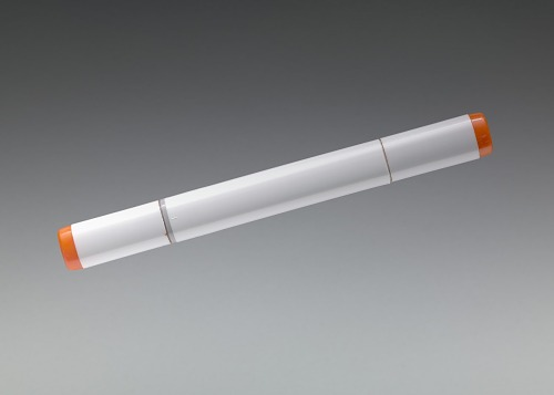 Image for Orange copic sketch marker used by architect Michael Marshall