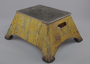 images for Platform step stool used by Pullman Palace Car Company-thumbnail 2