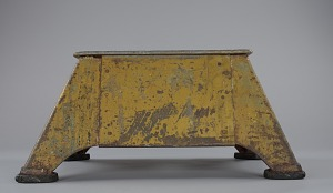images for Platform step stool used by Pullman Palace Car Company-thumbnail 5