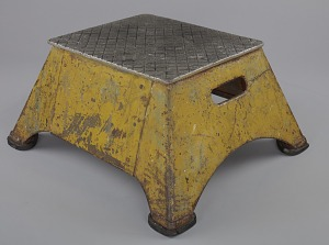 images for Platform step stool used by Pullman Palace Car Company-thumbnail 7