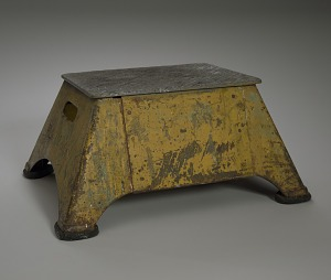 images for Platform step stool used by Pullman Palace Car Company-thumbnail 11