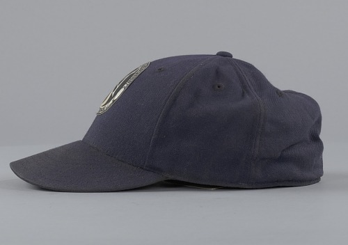 Image for Navy blue baseball cap for the Black Stuntmen's Association