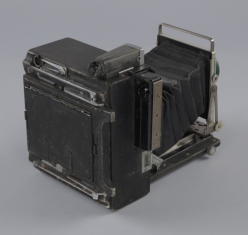 Image for Camera used by Teenie Harris