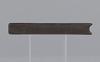 Thumbnail for Wood leatherworking slicker (scraping tool)