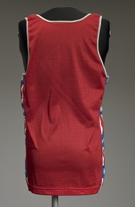 images for Jersey worn by Carl Lewis at the 1984 Summer Olympics-thumbnail 2