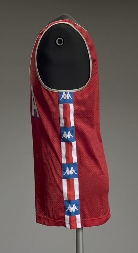 Image for Jersey worn by Carl Lewis at the 1984 Summer Olympics