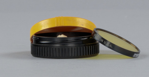Image for Camera filter from the studio of H.C. Anderson