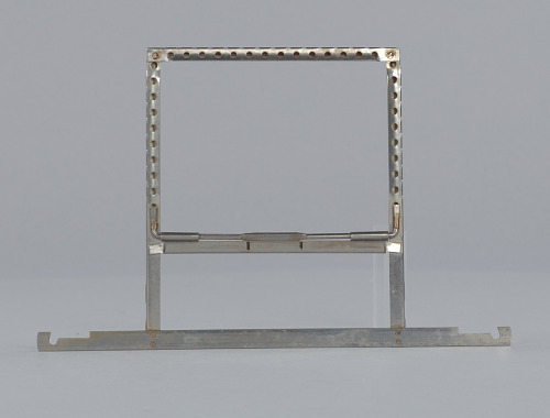 Image for Film and plate developing hanger from the studio of H.C. Anderson