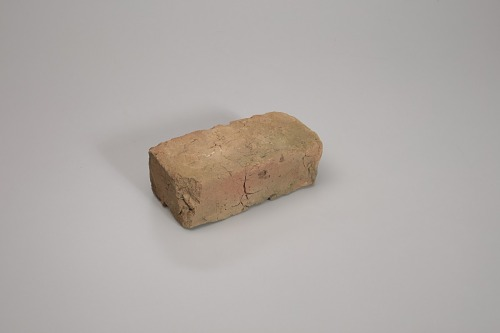 Image for Brick from the chimney at Whitehead Plantation