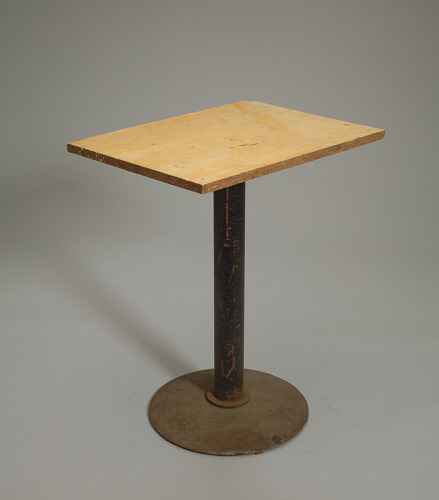 Image for Table used at Club Harlem, Atlantic City