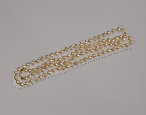 Image for Pearl necklace from Mae's Millinery Shop