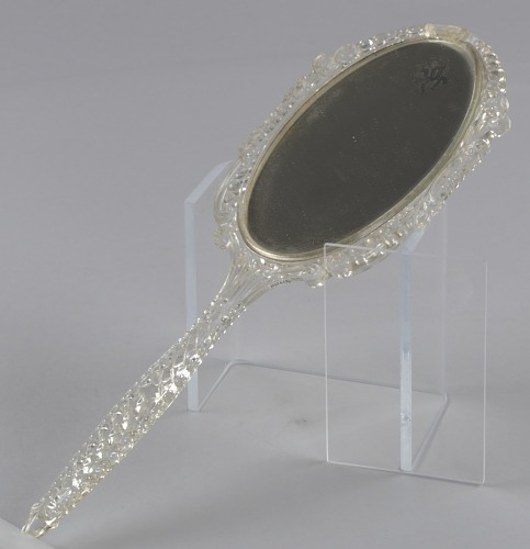 Image for Hand mirror from Mae's Millinery Shop