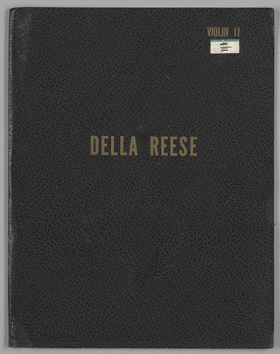 Image for Music folder owned by Della Reese