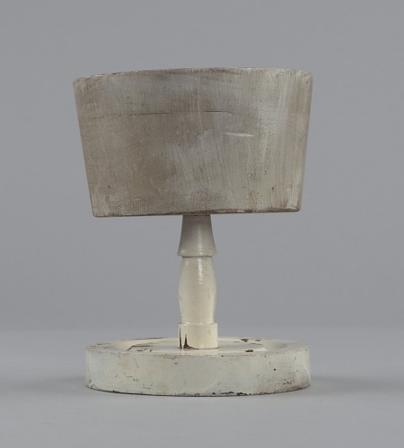 Image for Wooden hat stand from Mae's Millinery Shop