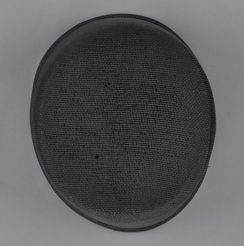 Image for Black hat form from Mae's Millinery Shop