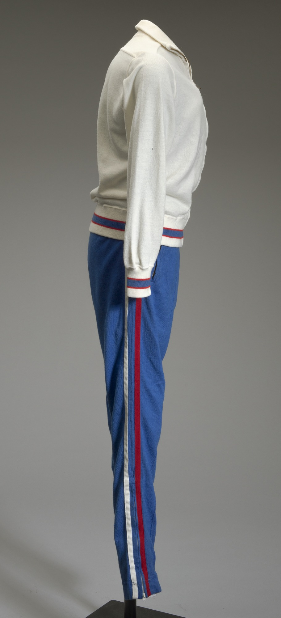 Track suit for the TSU Tigerbelles worn by Chandra Cheeseborough
