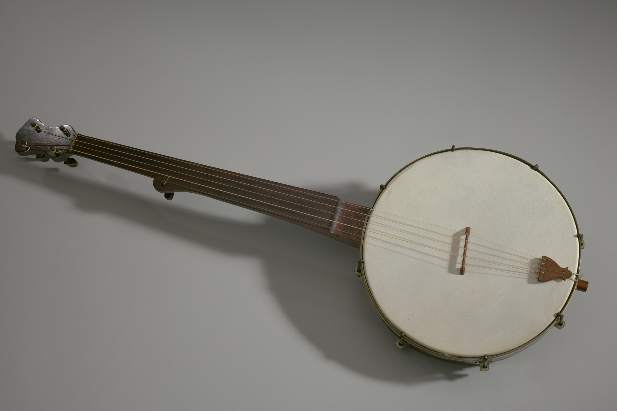 Banjo made in the style of William Esperance Boucher, Jr. - Image version 1