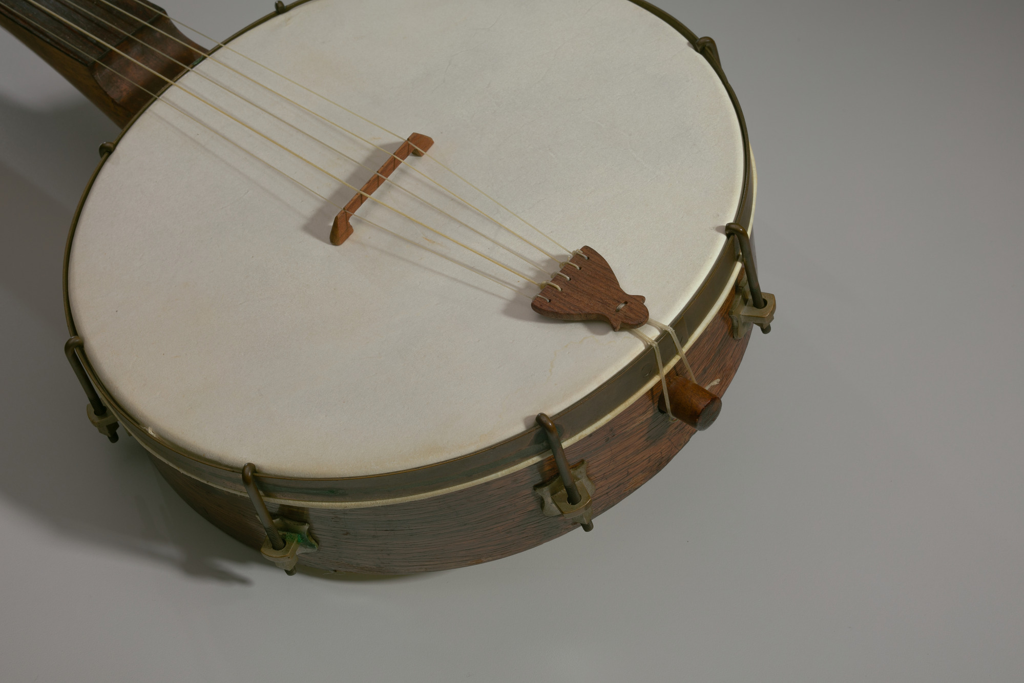 Banjo made in the style of William Esperance Boucher, Jr. - Image version 3