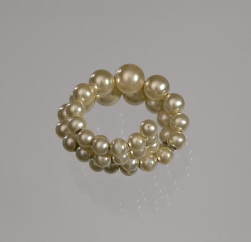 Image for Yellow pearl bracelet from Mae's Millinery Shop