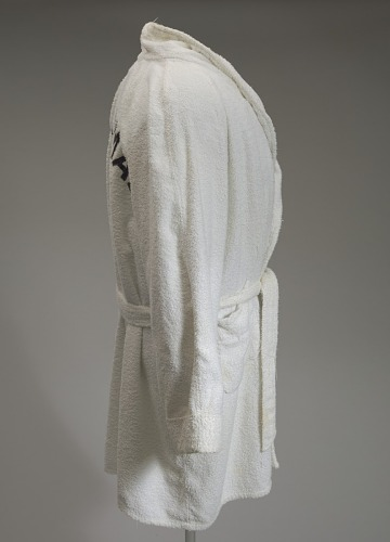 Image for Training robe worn by Muhammad Ali at the 5th Street Gym
