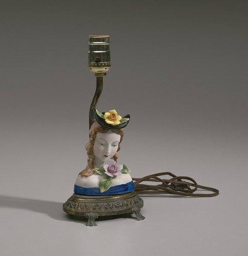 Image for Lamp base from Mae's Millinery Shop