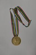Image for 1992 Olympic Gold Medal awarded to Carl Lewis