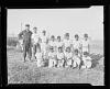 Thumbnail for Outdoor Group Shot of Children Wearing Baseball Uniforms, Little League