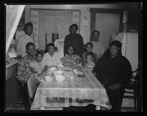 Image for Indoor Photo of Anderson Family