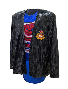 images for Jacket worn by Michael Jackson during Victory tour-thumbnail 4