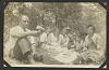 Thumbnail for Photo of a group of people having a picnic
