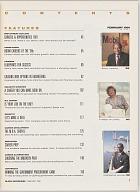 Image for Black Enterprise February 1991