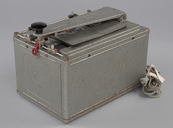 Contact sheet printer from the studio of H.C. Anderson