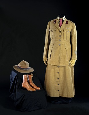 Army Contract Surgeon Uniform