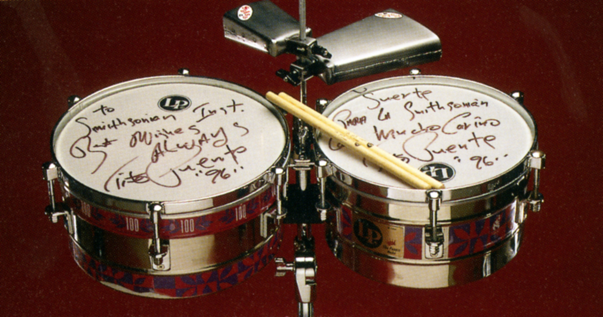 Image for Tito Puente's Timbales