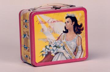 Miss America Lunch Box